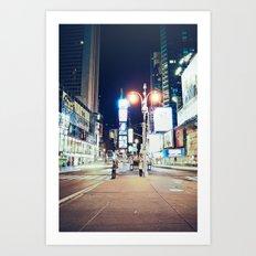 NYTS Art Print