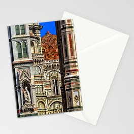 Renaissance Architecture in Florence Stationery Cards