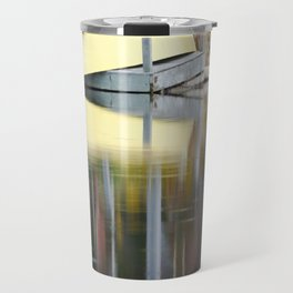 Queensland Lake reflection Travel Mug