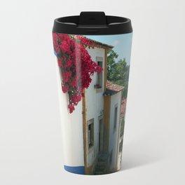 Portugal, Obidos (RR 180) Analog 6x6 odak Ektar 100 Travel Mug