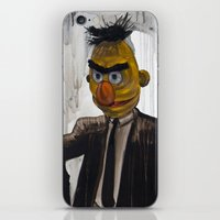 scary iPhone & iPod Skins featuring Pulp Street by Beery Method
