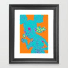 iclltons... Framed Art Print