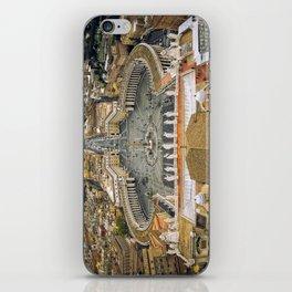 Piazza San Pietro, Vatican iPhone Skin