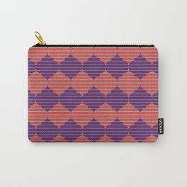 Morocco Neon Carry-All Pouch