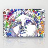 new york iPad Cases featuring New York New York by Bekim ART
