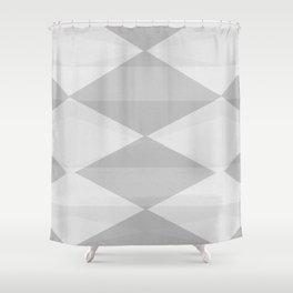 Argyle Love Shower Curtain
