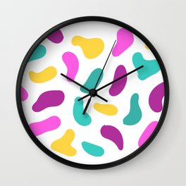 Bag of beans Wall Clock