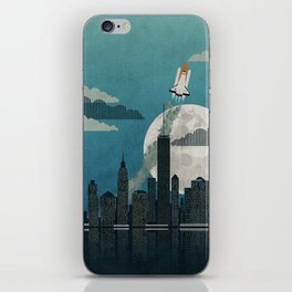 Rocket City iPhone Skin