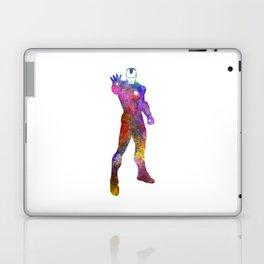 Iron man 01 in watercolor Laptop & iPad Skin