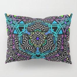 Invaders Pattern No.2 Pillow Sham