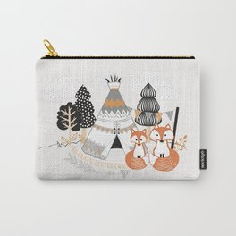 Be Brave, Little One Carry-All Pouch