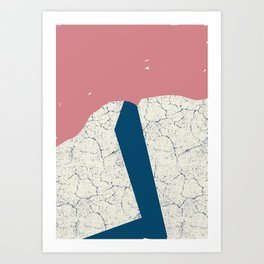 Forests Art Print