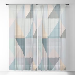 The Nordic Way XXXI Sheer Curtain
