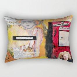 Marlene Dumas Rectangular Pillow