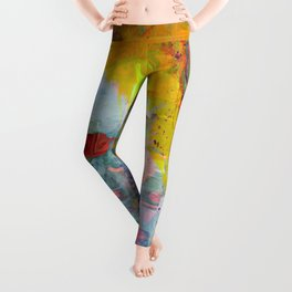 Le boxeur 2 Leggings