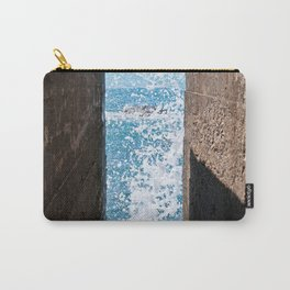 The Power of Sea - Sicily Carry-All Pouch