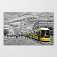 Berlin Alexanderplatz II Canvas Print