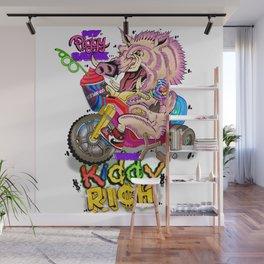 Kiddy Rich Wall Mural