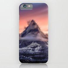 Glass peak iPhone 6s Slim Case