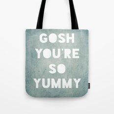 Gosh (Yummy) Tote Bag