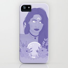 Queen Witch iPhone Case