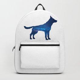Blue Aurora Backpack
