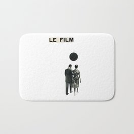Le Film Bath Mat
