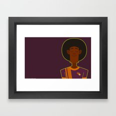 D . U . T . C . H Framed Art Print