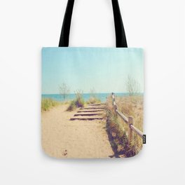 AFE Gibraltar Point Beach Tote Bag