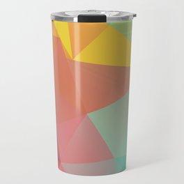 Geometric X Travel Mug