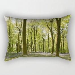 Deep in Micheldever Wood 2 Rectangular Pillow