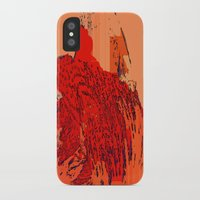 the lion king iPhone & iPod Cases featuring Lion King by Avigur