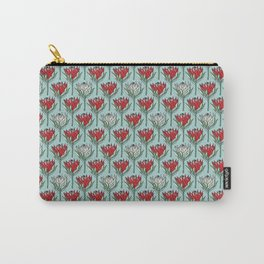 King Protea (Red) Carry-All Pouch