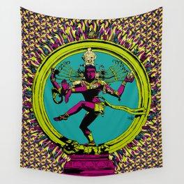 Natraj Dance Wall Tapestry