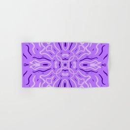 Lavender Tile Hand & Bath Towel