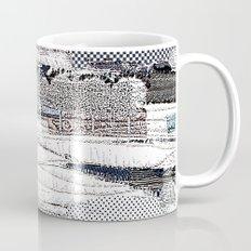 Winter lace Mug