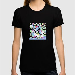 Bubble Purple T-shirt