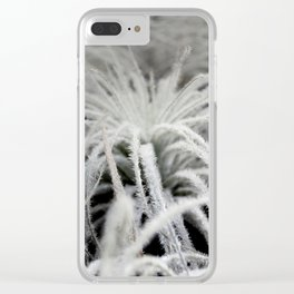 Air Plant Clear iPhone Case