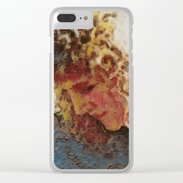 Unconditional Love Clear iPhone Case