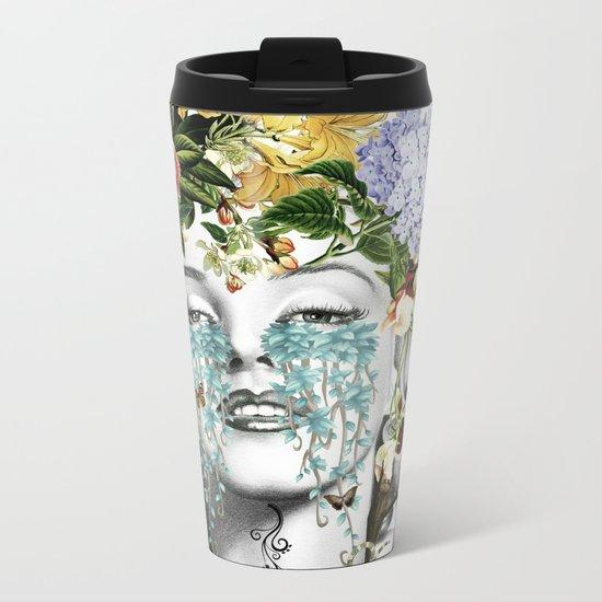 Vanitas Marilyn Metal Travel Mug