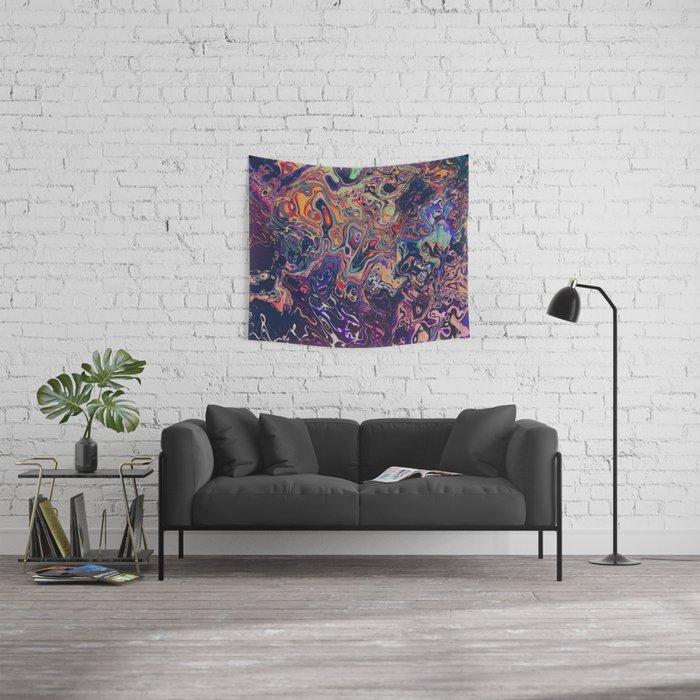 AURADESCENT Wall Tapestry
