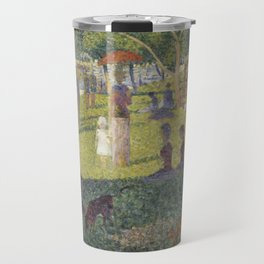 "Study for ""A Sunday on La Grande Jatte"" Travel Mug"