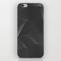 Minimal lines iPhone Skin