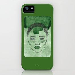 SAGE GREENE iPhone Case
