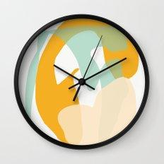 Matisse Shapes 7 Wall Clock