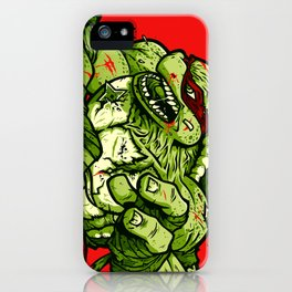 Raph's Last Stand iPhone Case