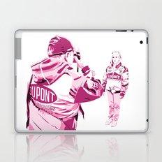 Racing Fans Laptop & iPad Skin