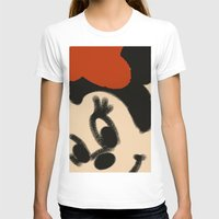 minnie mouse T-shirts featuring Doodling Minnie Mouse by SH.drawings