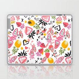 Fun Fruits Laptop & iPad Skin