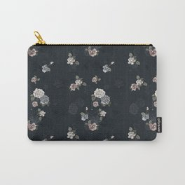 Ghost Roses Carry-All Pouch